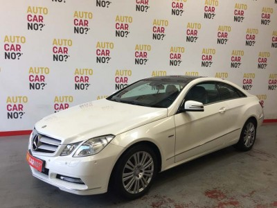 Voiture occasion MERCEDES CLASSE E COUPE 350 CDI BLUE EFFICIENCY EXECUTIVE A Diesel Nimes Gard