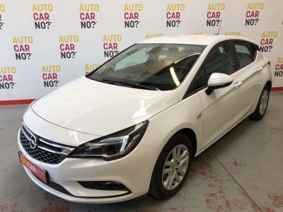 Voiture occasion OPEL ASTRA 5 1.0 TURBO 105 ECOFLEX S/S EDITION BLANC Essence Montpellier Hérault