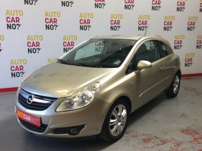Voiture occasion OPEL CORSA 1.2 COSMO BEIGE Essence Nimes Gard
