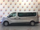 Voiture occasion RENAULT TRAFIC 3 COMBI 1.6 DCI 125 ENERGY INTENS L2 9PL GRIS Diesel Nimes Gard #3