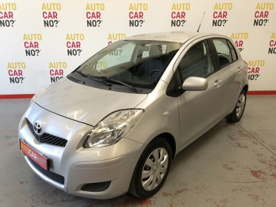 Voiture occasion TOYOTA YARIS 100 VVT-I IN STOP&START GRIS Essence Nimes Gard