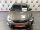 Voiture occasion FORD S-MAX 2.0 TDCI 140 TITANIUM BVM6 GRIS Diesel Alès Gard #2