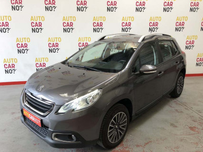 Voiture occasion PEUGEOT 2008 1.6 E-HDI 92 ACTIVE GRIS Diesel Montpellier Hérault