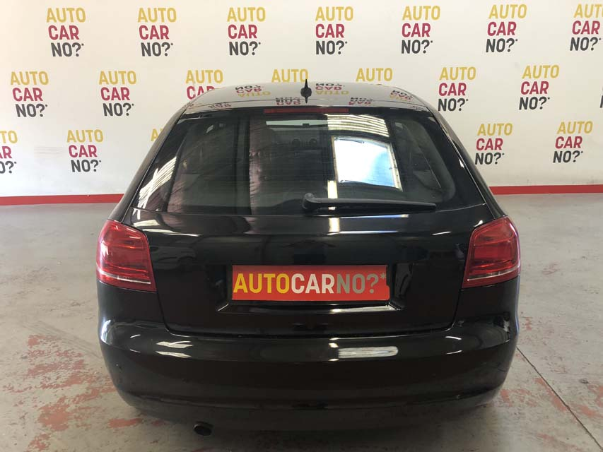 occasion audi a3 2 0 tdi 140 ambition s tronic noir diesel. Black Bedroom Furniture Sets. Home Design Ideas