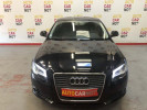Voiture occasion AUDI A3 2.0 TDI 140 AMBITION S TRONIC NOIR Diesel Nimes Gard #2