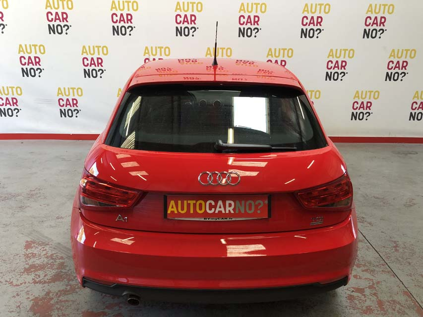 occasion audi a1 sportback 1 4 tdi ultra 90 rouge diesel montpellier 10130 auto car no. Black Bedroom Furniture Sets. Home Design Ideas