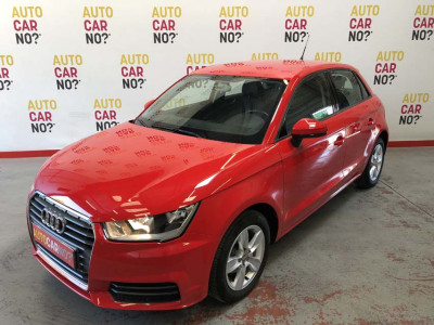 Voiture occasion AUDI A1 SPORTBACK 1.4 TDI ULTRA 90 ROUGE Diesel Montpellier Hérault