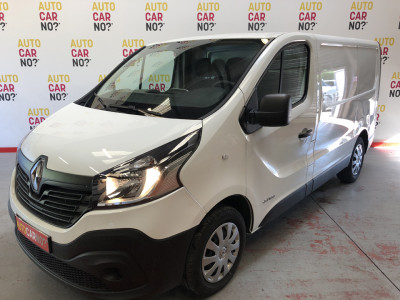 Voiture occasion RENAULT TRAFIC 3 GRAND CONFORT L1H1 1000 DCI 120 E6 BLANC Diesel Montpellier Hérault