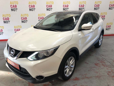 Voiture occasion NISSAN QASHQAI 2 1.6 DCI 130 STOP/START SYSTEM CONNECT EDITION ALL-MODE BLANC Diesel Montpellier Hérault