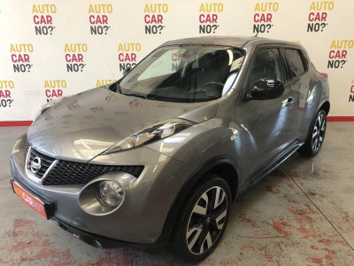Voiture occasion NISSAN JUKE 1.5 DCI 110 STOP/START CONNECT EDITION GRIS Diesel Alès Gard