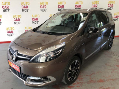 Voiture occasion RENAULT GRAND SCENIC 3 1.2 TCE 130 ENERGY BOSE EDITION E6 MARRON Essence Arles Bouches du Rhône