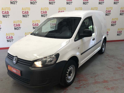 Voiture occasion VOLKSWAGEN CADDY FOURGON VAN CLIM./CD 1.6 CR TDI 75 FAP BLUEMOTION TECHNOLOGY BLANC Diesel Avignon Vaucluse