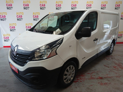 Voiture occasion RENAULT TRAFIC 3 FOURGON GRAND CONFORT L1H1 1000 DCI 115 BLANC Diesel Nimes Gard