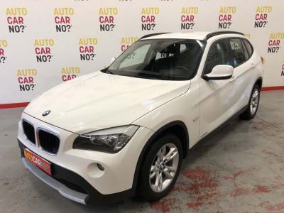 Voiture occasion BMW X1 E84 XDRIVE18D 143 CONFORT BLANC Diesel Alès Gard