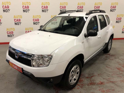 Voiture occasion DACIA DUSTER 1.5 DCI 110 FAP 4X2 LAUREATE BLANC Diesel Nimes Gard