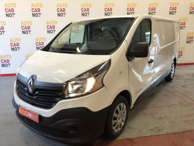 Voiture occasion RENAULT TRAFIC 3 FOURGON TOLE GRAND CONFORT L2H1 1300 ENERGY DCI 125 BLANC Diesel Nimes Gard