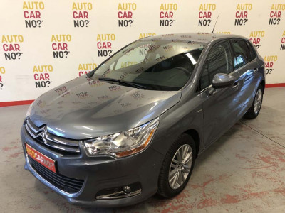 Voiture occasion CITROEN C4 E-HDI 110 AIRDREAM EXCLUSIVE BMP6 GRIS Diesel Nimes Gard
