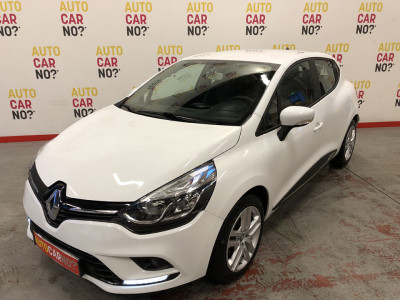 Voiture occasion RENAULT CLIO 4 1.5 DCI 90 ENERGY BUSINESS ECO2 82G BLANC Diesel Nimes Gard