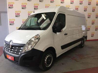 Voiture occasion RENAULT MASTER 3 L2H2 3.3T 2.3 DCI 130 GRAND CONFORT EURO 6 BLANC Diesel Montpellier Hérault