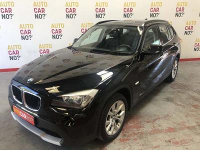 Voiture occasion BMW X1 E84 XDRIVE18D 143 LUXE NOIR Diesel Avignon Vaucluse