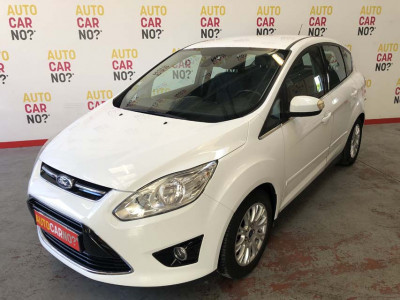 Voiture occasion FORD C-MAX 1.6 TDCI 110CV FAP TREND BLANC Diesel Montpellier Hérault