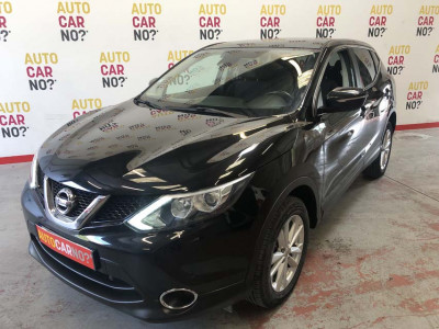 Voiture occasion NISSAN QASHQAI 2 1.6 DCI 130 ALL-MODE 4X4 CONNECT EDITION NOIR Diesel Nimes Gard