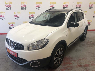 Voiture occasion NISSAN QASHQAI DCI 110 360° CONNECT EDITION BLANC Diesel Nimes Gard