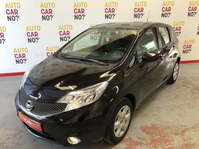 Voiture occasion NISSAN NOTE 2 1.5 DCI 90 BUSINESS EDITION NOIR Diesel Montpellier Hérault