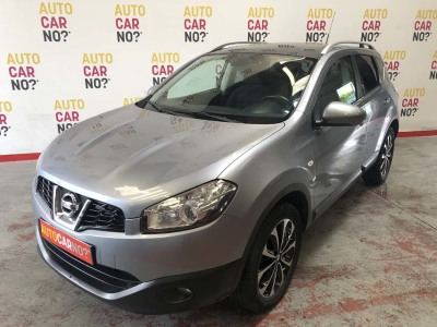 Voiture occasion NISSAN QASQHAI 1.6 CONNECT GRIS Essence Montpellier Hérault