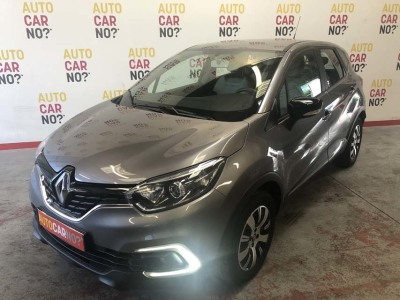 Voiture occasion RENAULT CAPTUR 0.9 TCE 90 ENERGY BUSINESS GRIS Essence Nimes Gard