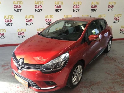 Voiture occasion RENAULT CLIO IV DCI 75CV ENERGY BUSINESS ROUGE Diesel Montpellier Hérault