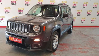 Voiture occasion JEEP RENEGADE 1.4 MULTIAIR S/S140 LONGITUDE GRIS Essence Nimes Gard