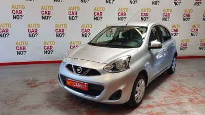 Voiture occasion NISSAN MICRA IV 1.2 80 VISIA PACK GRIS Essence Nimes Gard