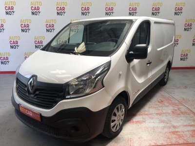 Voiture occasion RENAULT TRAFIC 3 L1H1 1000 1.6 DCI 125 ENERGY GRAND CONFORT BLANC Diesel Nimes Gard