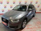 Voiture occasion AUDI Q3 2.0 TDI 177 AMBITION LUXE QUATTRO S TRONIC 7 GRIS Diesel Nimes Gard