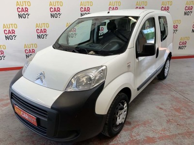 Voiture occasion CITROEN NEMO 1.4 HDI 70 ATTRACTION BLANC Diesel Avignon Vaucluse