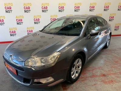 Voiture occasion CITROEN C5 THP155 BV6 EXCLUSIVE GRIS Essence Nimes Gard