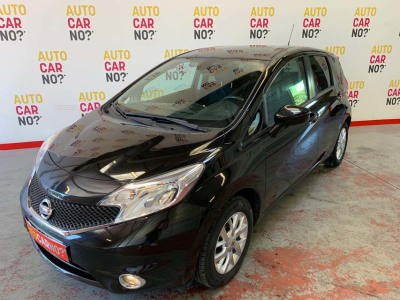 Voiture occasion NISSAN NOTE 2 1.5 DCI 90 CONNECT EDITION NOIR Diesel Nimes Gard