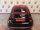 Voiture occasion FIAT 500C NOIR Essence Nimes Gard #5