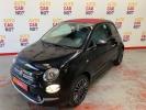 Voiture occasion FIAT 500C NOIR Essence Nimes Gard