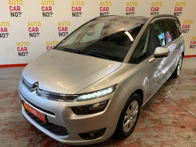 Voiture occasion CITROEN GRAND C4 PICASSO 1.6 E-HDI 115 BUSINESS + BV6 GRIS Diesel Nimes Gard
