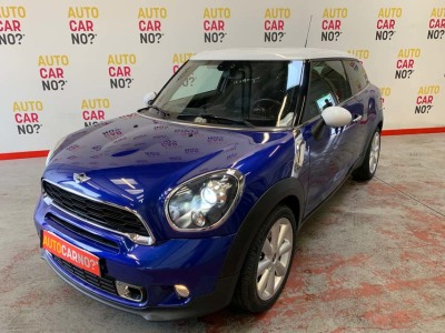 Voiture occasion MINI PACEMAN 2.0 COOPER SD 143 PACK RED HOT CHILI BLEU Diesel Nimes Gard