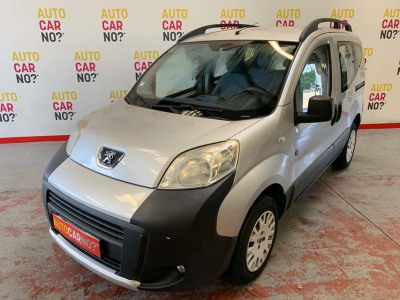 Voiture occasion PEUGEOT BIPPER TEPEE 1.4 HDI 70 BLUE LION GRIS Diesel Nimes Gard