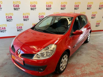 Voiture occasion RENAULT CLIO 1.5 DCI 85 DYNAMIQUE ROUGE Diesel Nimes Gard