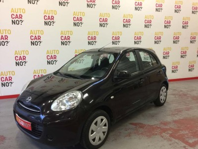 Voiture occasion NISSAN MICRA 4 1.2 DIG-S 98 ACENTA CASSIS Essence Nimes Gard