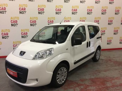 Voiture occasion PEUGEOT BIPPER TEPEE 1.3 HDI 75 STYLE BLANC Diesel Avignon Vaucluse