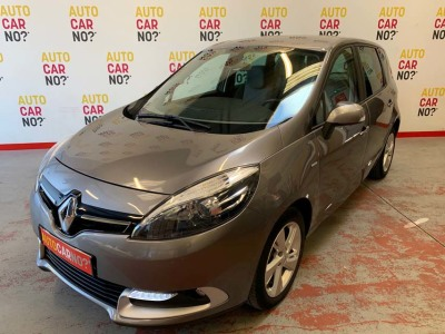 Voiture occasion RENAULT SCENIC 3 1.5 DCI 110 LIMITED GRIS Diesel Nimes Gard