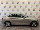 Voiture occasion BMW SERIE 2 GRIS Diesel Nimes Gard #4
