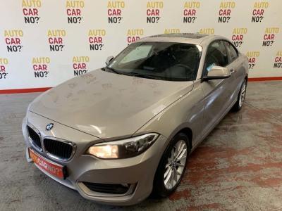 Voiture occasion BMW SERIE 2 GRIS Diesel Nimes Gard