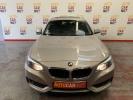 Voiture occasion BMW SERIE 2 GRIS Diesel Nimes Gard #2